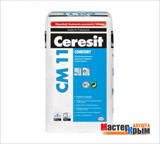 Клей для плитки СМ 11 Plus 25 кг