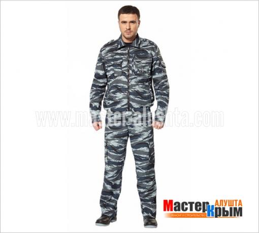 Костюм Охрана 1 БР КМФ город
