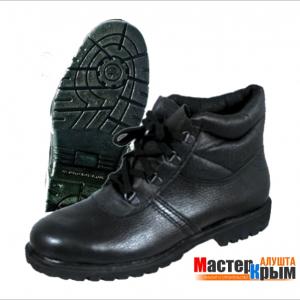 Ботинки Универсал В813лв кожа/нитр.резина до +300гр