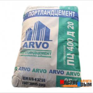 Цемент ЕВРО 400 25 кг.
