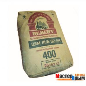 """Цемент М-500 """"Бахчисарай"""" 25 кг"""