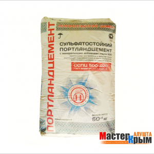 Цемент М-500, 50 кг