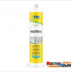 Герметик нейтральный Tekasil (белый) 280мл