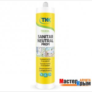 Герметик силикон. Tekasil Sanitar (белый) 300мл
